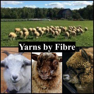 Yarns by Fibre
