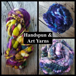 Handspun & Art Yarns
