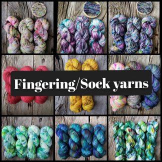 Sock & Fingering Weight