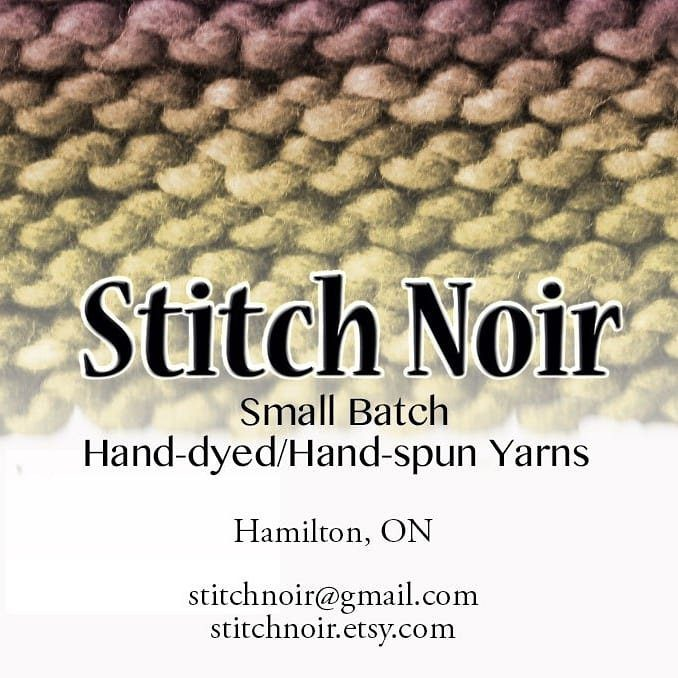 Stitch Noir